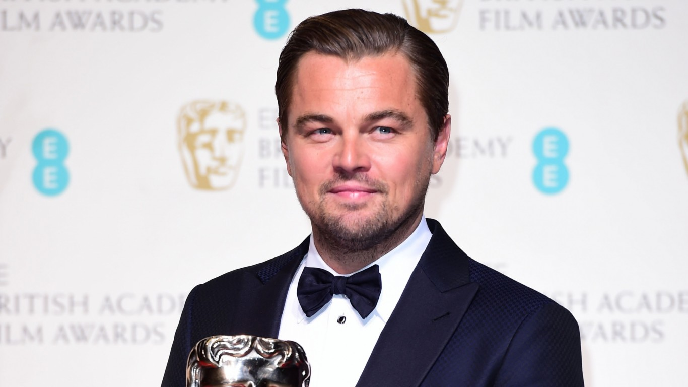 'Revenant' cleans up at British film awards