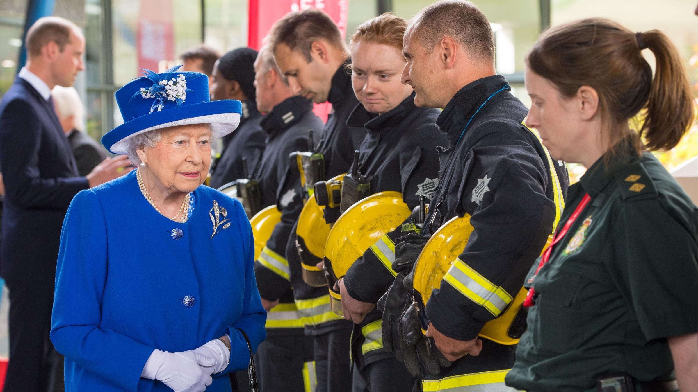 Queen's birthday message captures 'sombre national mood'